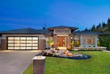 Casas com telhado