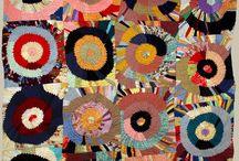 Textile Stuff / by Tori Bell
