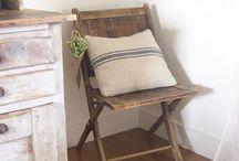 Vintage Linens / Torchons, grain sacks and linens