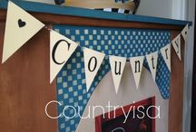 My Paper Craft / Bunting & Co.