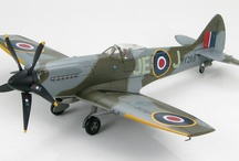Model-aircraft, afv's and dioramas / by Pádraig Ó Dornáin