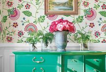 A BEAUTIFUL HOME / I adore home decorating and always search for inspiration to change it up.