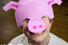 Farm Kids costume