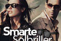 Smartesolbriller / Her finder du et bredt udvalg af moderigtige og Smarte Solbriller til priser der er til at betale.