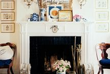 Family Room / by Amanda Mosher