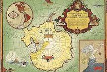 Карты Земли