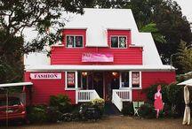 Its a lady cafe ! So pinkish sweet. #cafe #fashion #lady #goldcoast #australia
