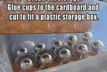 Storing Christmas Ornaments