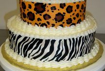 Cake Designs and Party Ideas / by ❤️Katrina Anshutz