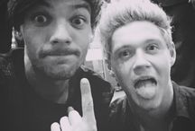 Nialler and Loulou ❤