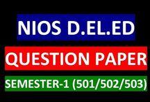 NIOS D El Ed