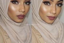 Eid Makeup/Look/Hair