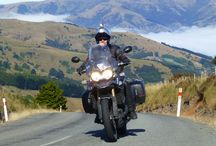 New Zealand / Motorcycle touring in New Zealand... a country which is a bikers paradise!