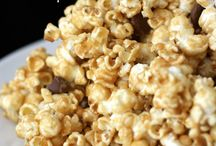 Popcorn Recipes / Popcorn is one of the great inexpensive ingredients that everyone loves and that you can change it up so easily. From kid's parties, Super Bowl munchies and Friday night date night snacks, popcorn is perfect! Morestylethancash.com