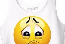 Emoji Tank Tops