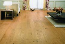 Vloeren, tapijt en karpetten.