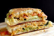 Healthy Sandwiches & Wraps / Vegetarian & Vegan Sandwiches & Wraps