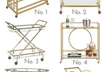Things for Bar Carts