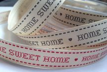 Very vintage! / Oodles of vintage inspired ribbons in perfectly pretty designs.