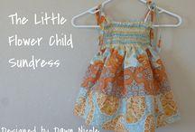 Sewing Tutorials - girls' clothing