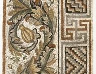 Ancient Ornaments / Ancient Ornaments. Borders Text-Dividers & Frames