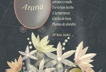 La Novia Alada / Proyecto de libro ilustrado de poemas de Maria Rosa Serdio e ilustrado por mi