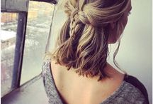 ➡HAIRSTYLES