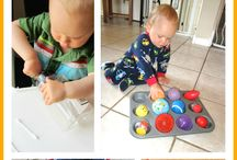 Toddler Activities & Lesson Plan