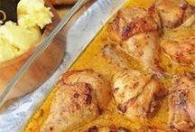 Рецепты с курицей