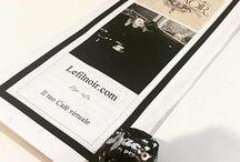 Le Fil Noir / Il Cafemagazine più cool che c'è