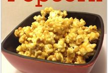 Snack Recipes / by Jennifer Blair Knutson
