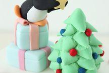 Les Pingouins de Noel