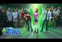 Sims 3 & 4