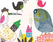 Pretty Prints / Fabric Envy!! Lots of lovely fabric, paper and all things beautifully printed