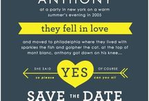 Wedding invties