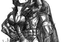 Batman❤ Catwoman