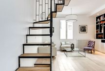 Escalier Tolbiac