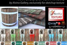 VISMAT VRAY FOR SKETCHUP RESOURCES / Vray for sketchup royalty free resources for 3d visualization