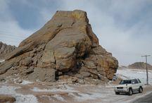 Cliff/Mountain/Stone/Rock
