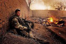 Afghanistan war, Iraq War and Modern Warfare