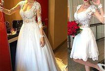 Brautkleid alternativ