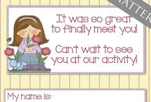 Activity Days / by Sue Woods