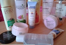 Products I Used