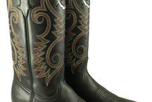 Cool Cowboy treads! / by Louis Plummer