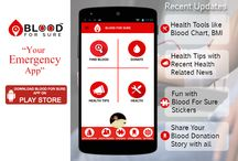 Blood_For_Sure / #AnyBodyCanDonate #BloodForSure Register as a Volunteer Blood Donor at https://play.google.com/store/apps/details?id=com.areratech.bloodforsure&hl=en