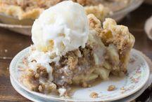 Tart, Pie, & Pastries