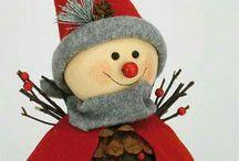 nieve miniatura