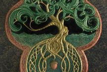 Celtic and Trees