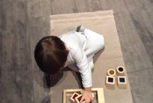 enseñanza Montessori