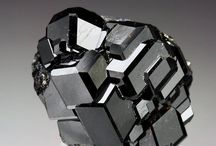 Stones, minerals,...